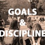 goals and discipline