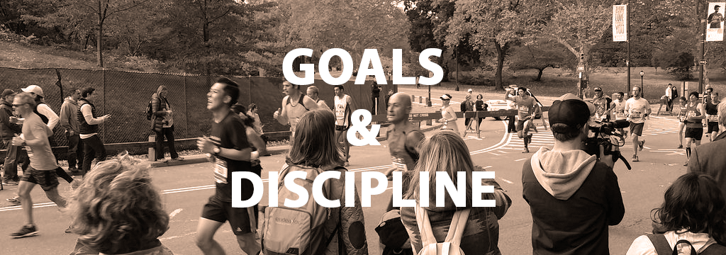 goals and discipline