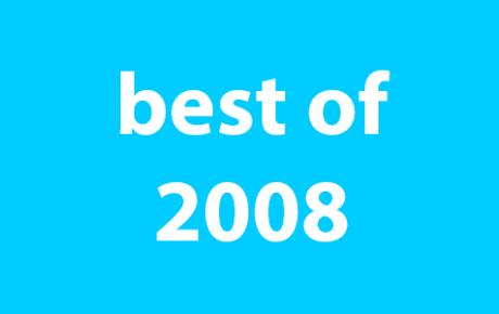 Drew's Best of 2008