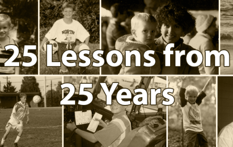 25 Lessons from 25 Years