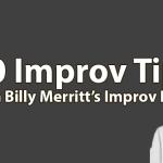 50 improv tips