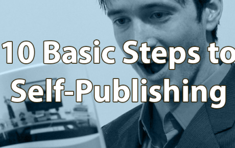 10 Basic Steps for Self-Publishing a Book