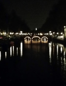 A Boat, A Bridge, and Boom
