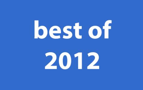 Drew's Best of 2012