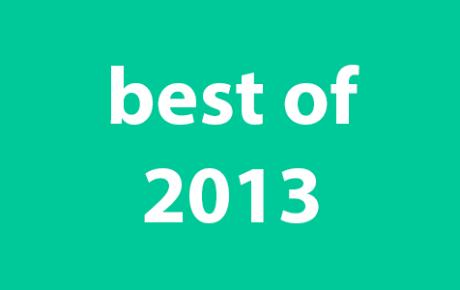 Drew's Best Of 2013
