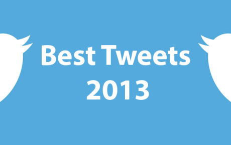 My Best Tweets of 2013