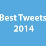 best tweets 2014