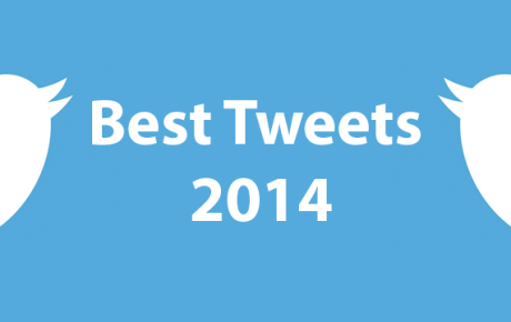 My Best Tweets of 2014