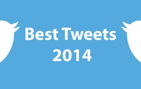 My Best Tweets of 2014