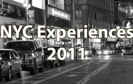 Top 10 NYC Experiences 2011
