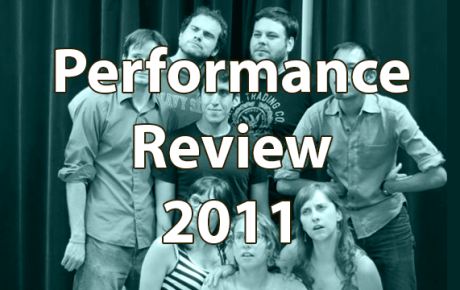 Performances in Review 2011