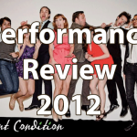 performance review 2012