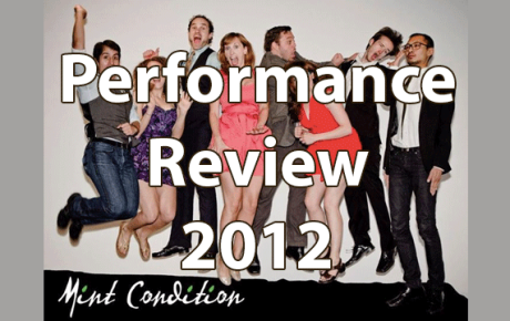 Performances in Review 2012
