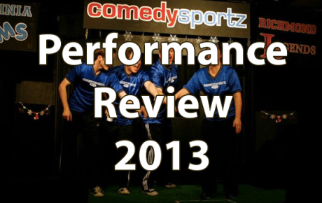 Performances in Review 2013