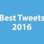 best tweets 2016