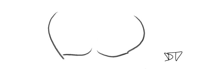 butt sketch artist