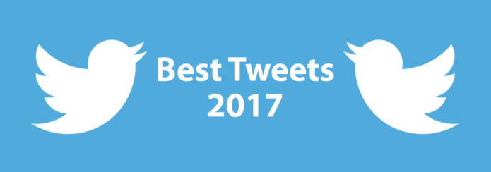best tweets of 2017