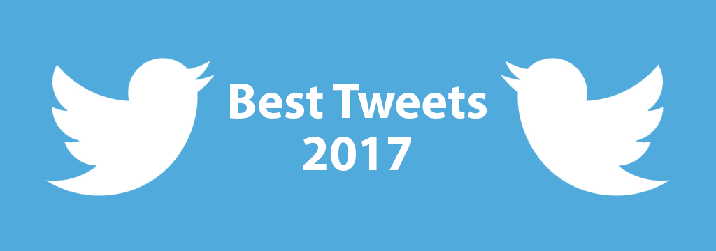 best tweets of 2017
