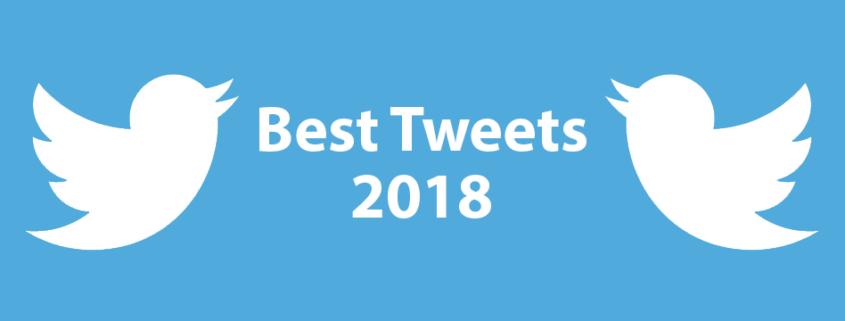 best tweets 2018