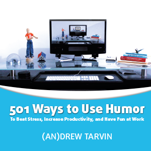501 ways to use humor book