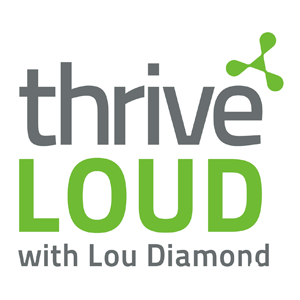 thrive loud logo