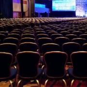 empty auditorium